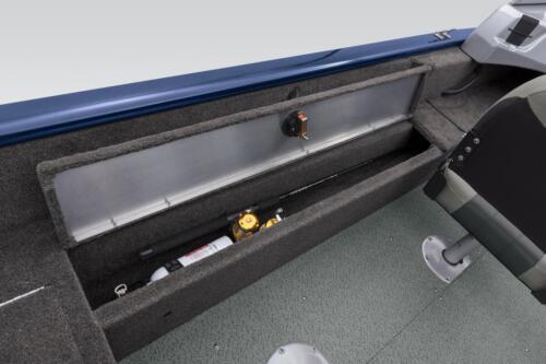 2 deep top-loading lockable boxes (port)