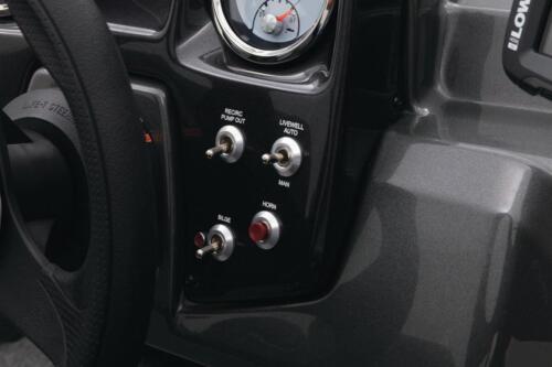 NEW switch panel