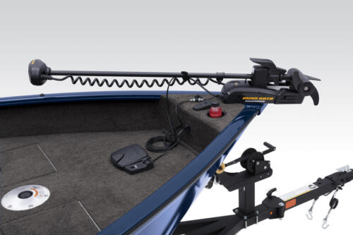 Minn Kota® PowerDrive™ 12V, 42-lb. (19.1 kg) thrust, 54″ (1.4 m) shaft, foot-control trolling motor