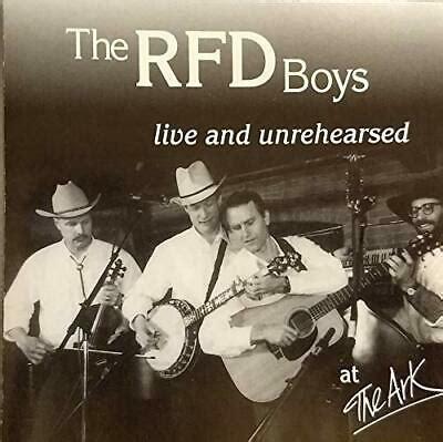 RFD Boys Live  Unheard