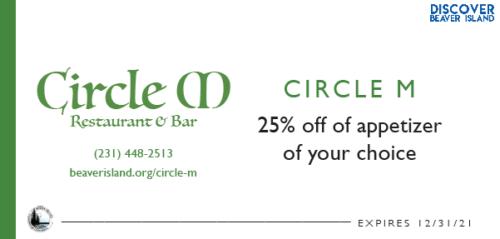 CIrcle M Restaurant  Bar