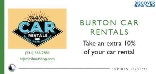 Burton Car Rentals