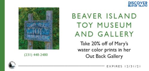 Beaver Island Toy Museum