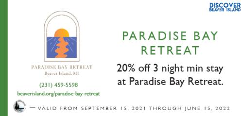 Paradise Bay Retreat